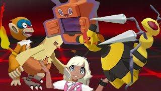 Rotom-Frost BLIZZARDS Pokemon Ultra Sun and Pokemon Ultra Moon: ZU Wi-Fi Battle #90 (1080p)