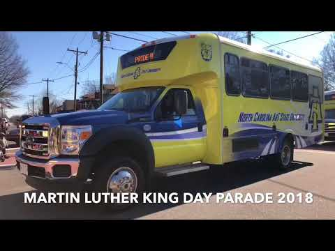 Martin Luther King Day Parade 2018