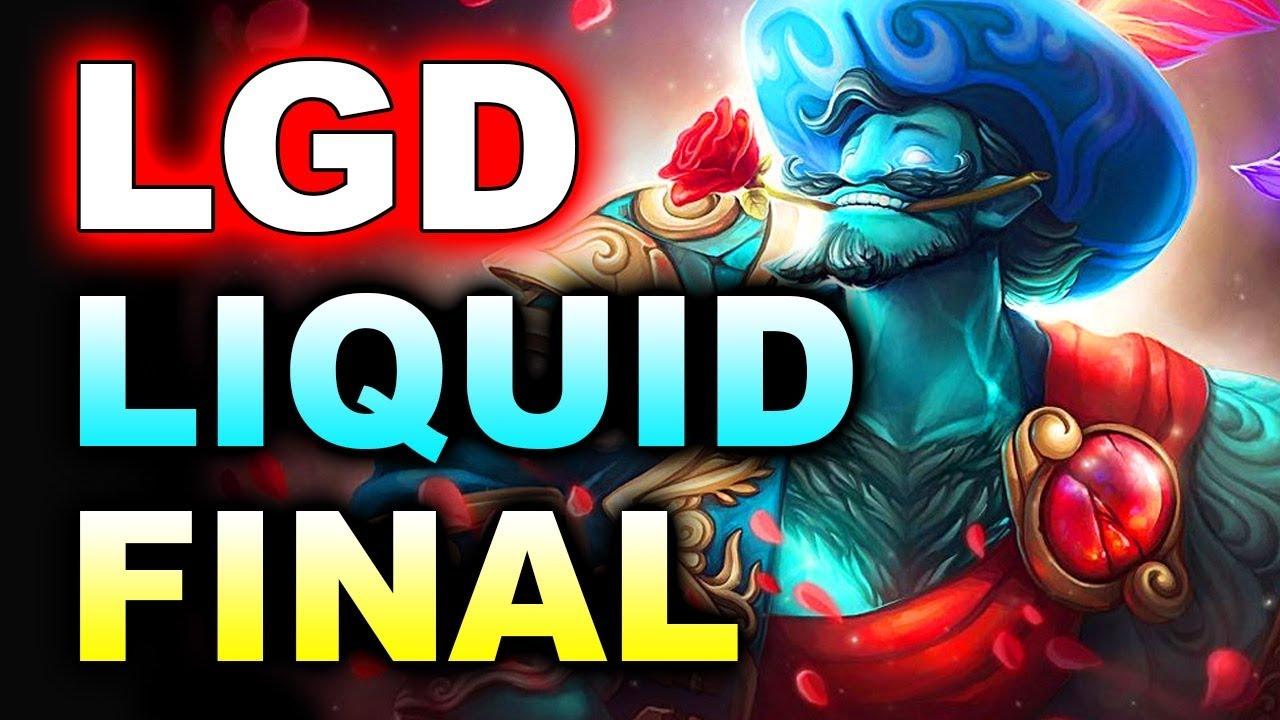 LIQUID vs LGD - GRAND FINAL - SL I-LEAGUE 4 MINOR DOTA 2
