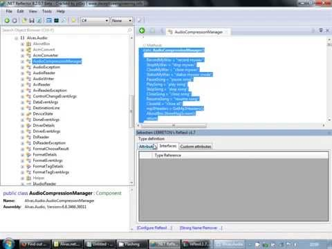 Software Cracking Tutorial   Patch DLL Files Using  NET Reflector and Reflexil 1 7 thumbnail