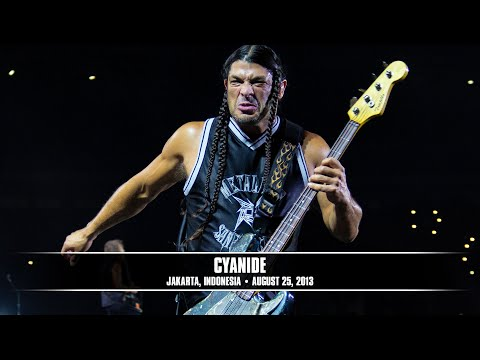 Metallica - Cyanide (live In Jakarta, Indonesia) - Metontour video