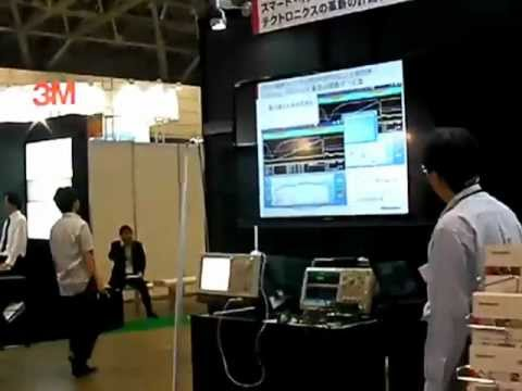 Tektronix Test and Measurement Equipment at CEATEC JAPAN 2012