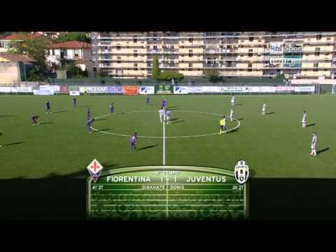 CAMPIONATO PRIMAVERA: Fiorentina - Juventus 2-1