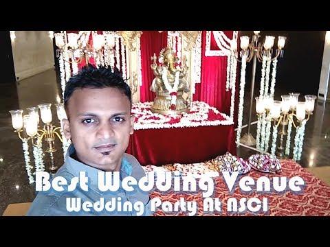 Best Wedding Venue | Wedding Party at NSCI | Dj Vaibhav