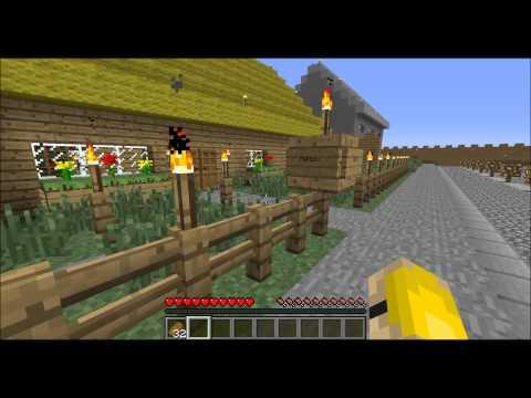 Minecraft - 'Lost in Springfield'  w/Ironscamp Part 1