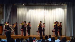 嘉嘉舞蹈坊 @ 聖公會德田李兆強小學 2013年拉丁舞隊際表演