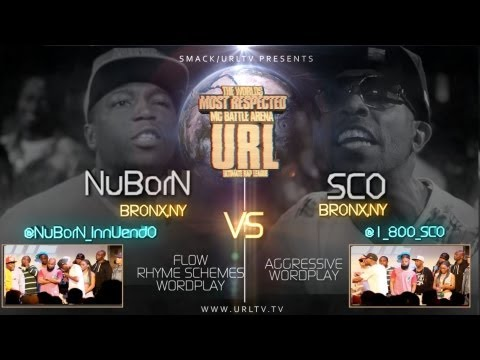 SMACK/ URL PRESENTS SCO VS NUBORN Music Videos