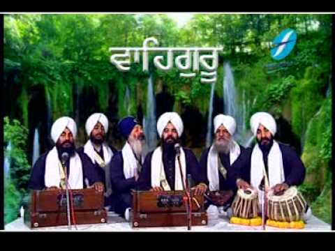 Gurbani Kirtan   Amrit Ras Peeaa   Bhai Manpreet Singh Ji   With Subtitles video