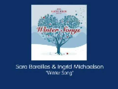 Hotel Cafe Presents Winter Songs - Sara Bareilles & Ingrid Michaelson - Winter Song