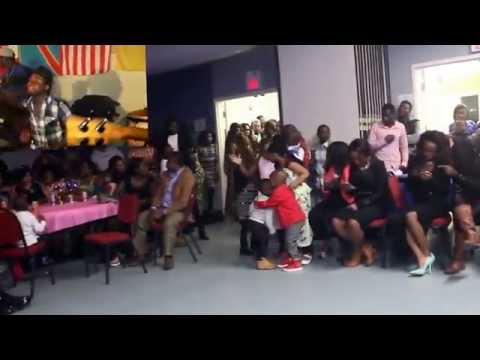 FASHION SHOW WOMEN'S DAY REVIEWED 2015 ( Good Seed church)