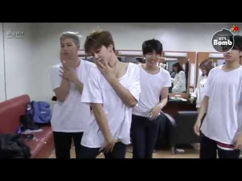 [BANGTAN BOMB] UP DOWN UP UP DOWN (by EXID)