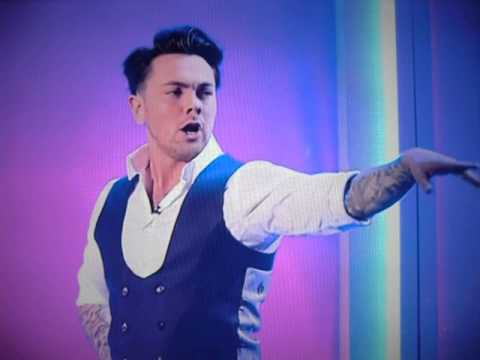 Ray Quinn, Final  Get Your Act Together