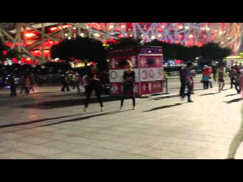 Laura and Genie's Gangnam Style