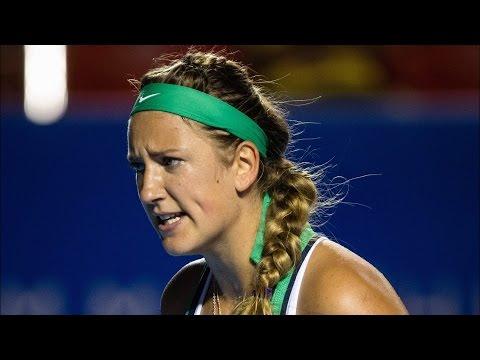 Mexico Open | Victoria Azarenka Withdraws Due To Injury