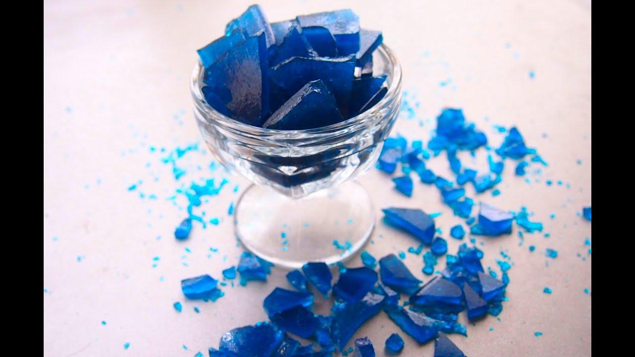 Edible Broken Glass