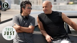 Justin Lin Top Choice To Direct Fast And Furious 9