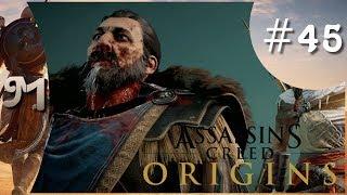 Assassins Creed: Origins Deutsch Part 45 | Tot Septimius! | Assassins Creed Origins German