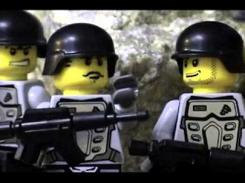 Lego War Movie VALOR Part 1