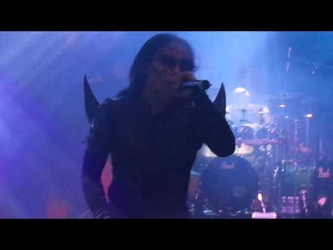 Cradle of Filth Live Mexico 2013 &quot;Nymphetamine Fix&quot;