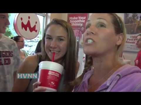 0 - VIDEO:  SMOOTHIE KING IS OFFICIALLY OPEN