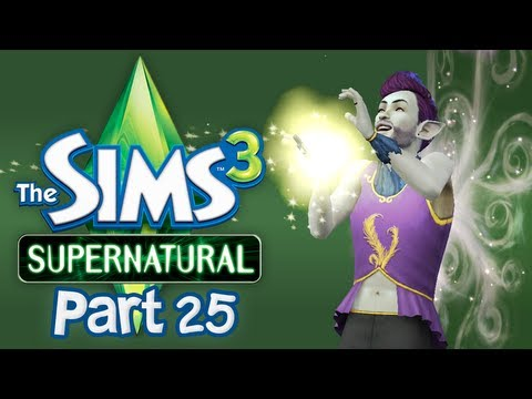 Let's Play The Sims 3 Supernatural - Part 25 (Reviving Sprinkle)