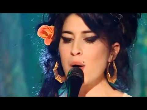 Amy Winehouse - You Know I&#039;m no Good  (Live on The Russell Brand Show)