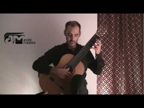 Big Guitar - Sonata K.1 - D. Scarlatti - André Madeira
