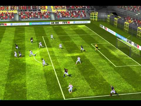 FIFA 14 iPhone/iPad - Sydney FC vs. FC Augsburg
