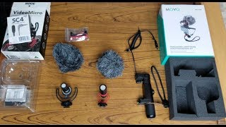 Rode VideoMicro VS Movo Smartphone Rig | Best Phone Mic Is?