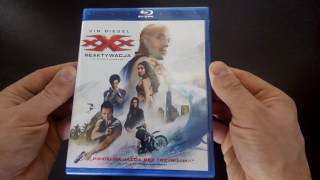 xXx Reaktywacja (Return of Xander Cage) Unboxing