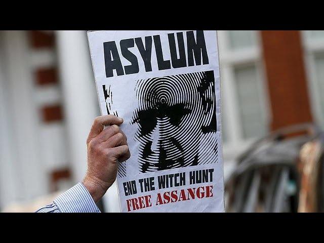 فرانسه درخواست پناهندگی جولین آسانژ را رد کرد