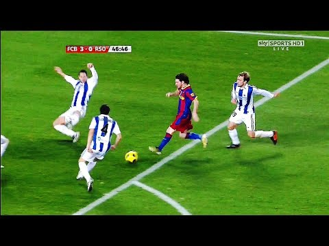 15 COLD BLOODED Finish Goals Only Lionel Messi Can Score ● Greatest Finisher in Football   HD  