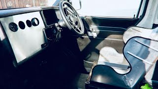 VW T4 1.8T - Weight reduction, Raptor Paint, PS delete & Gauge panel