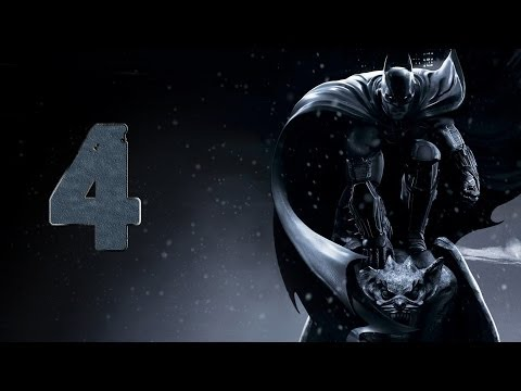 Batman: Arkham Origins #4 (Прохождение Walktrough let's play)