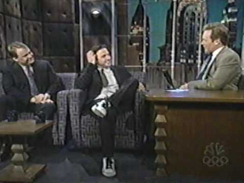 David Arquette interview 1999