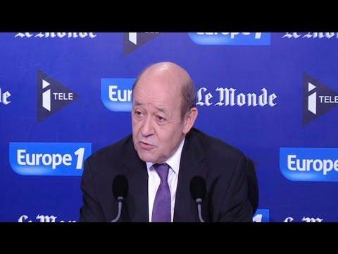 Jean-Yves Le Drian :
