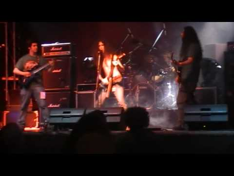 Thrashfire - No Mercy No Pain (Rock Station Winter Fest 2010)