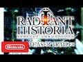 Radiant Historia: Perfect Chronology (Nintendo 3DS) | 'Return to a Legendary Classic' Teaser Trailer