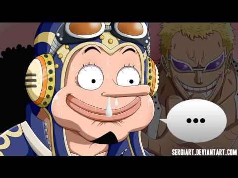 One Piece Chapter 713 Review: Fujitora vs Law vs Doflamingo ワンピース第713嘘の土地