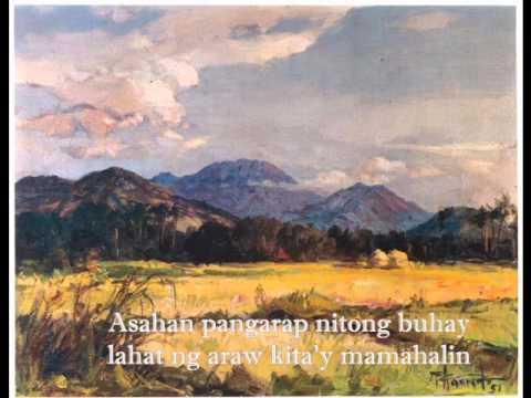 Kundiman-Lahat ng Araw (Silayan) - w Lyrics