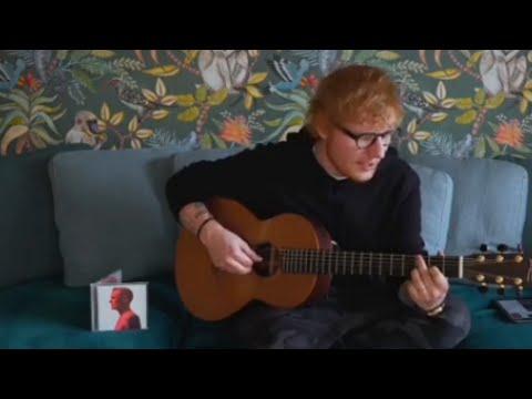 Ed Sheeran - I Don't Care [Acoustic]