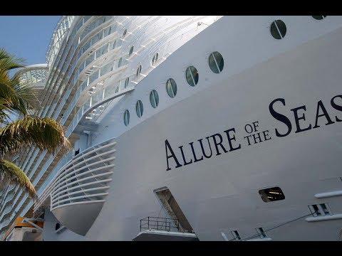 Allure of the Seas - Full Documentary