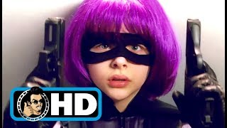 Download KICK-ASS (2010) Movie Clip - Hit Girl's Final Battle |FULL HD| Chloe Moretz 3Gp Mp4