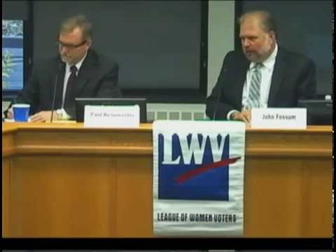 Rice County Attorney Candidate Forum - October 25, 2014