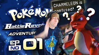 WORST POSSIBLE START!! - Pokemon Battle Revolution Lets Play w/ Astroid! EP 01!