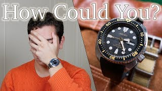 Watch Collecting Pet Peeves: Quality Control, Strap Length & Vintage Watch Lume