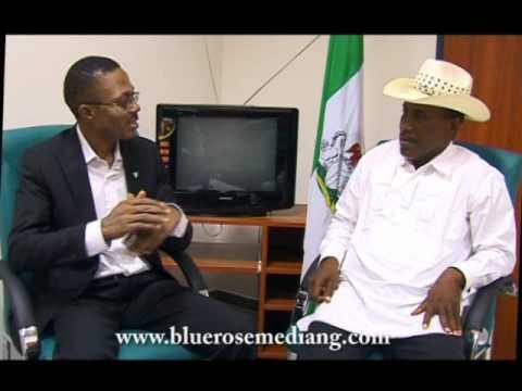 Hon. Akpan Umoh on Environment in Nigeria.wmv