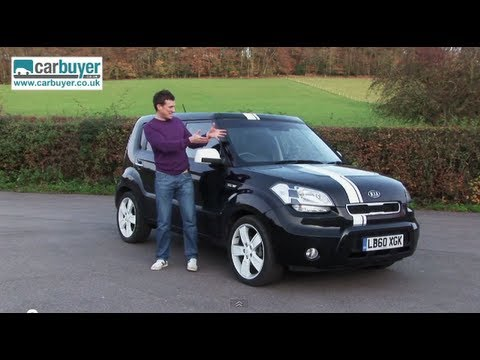 Kia Soul review - CarBuyer