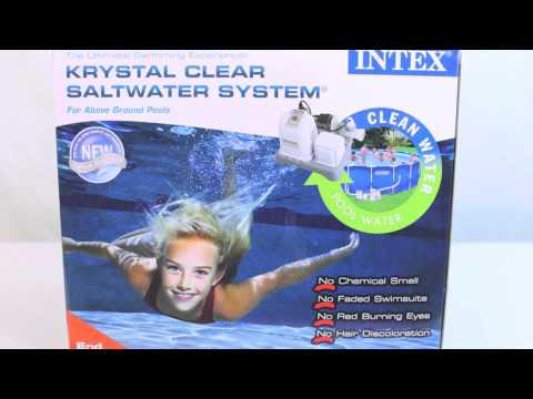 Intex 54601EG Review | Saltwater System
