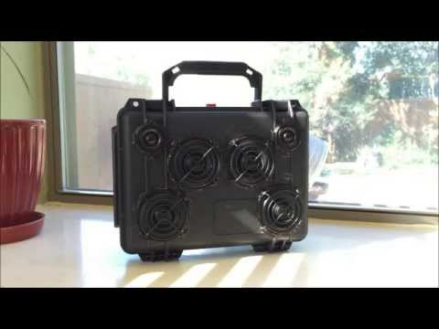 diy boombox pelican 1150 wphilips lcd tv speakers and
